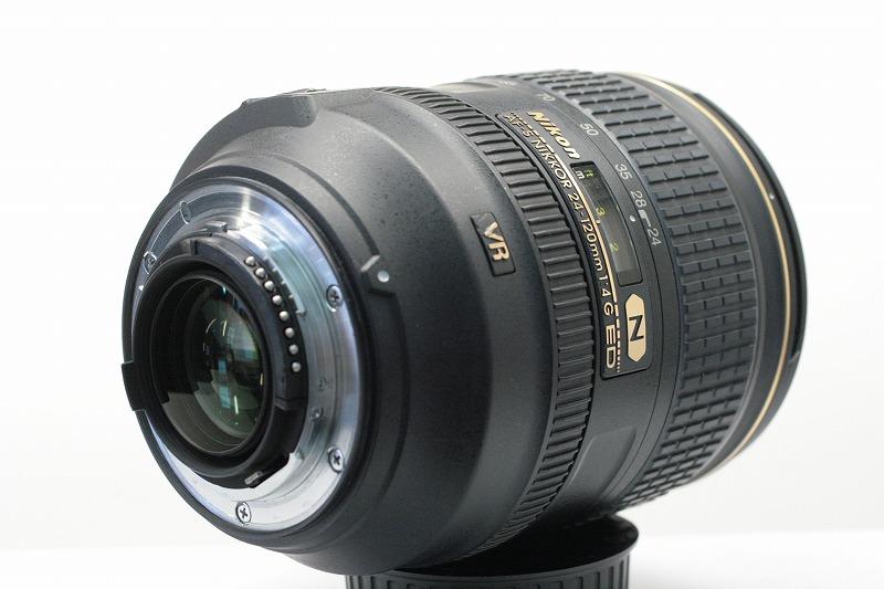 Nikon  AF-S VR24-120/4G