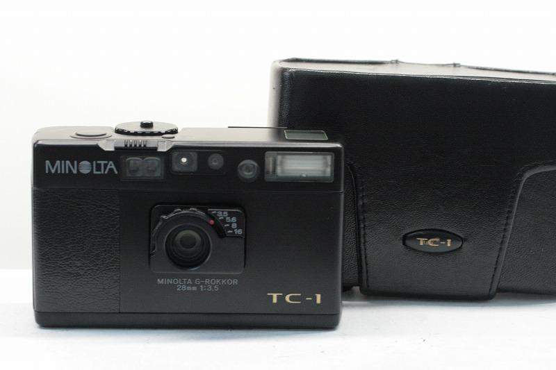 MINOLTA TC-1 Limited