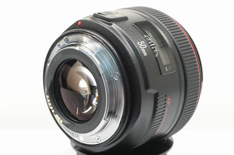 Canon EF50/1.2L