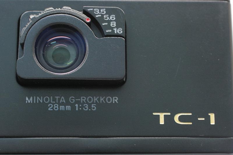 ミノルタ TC-1 Limited