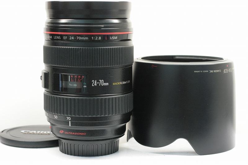 Canon EF24-70/2.8L USM