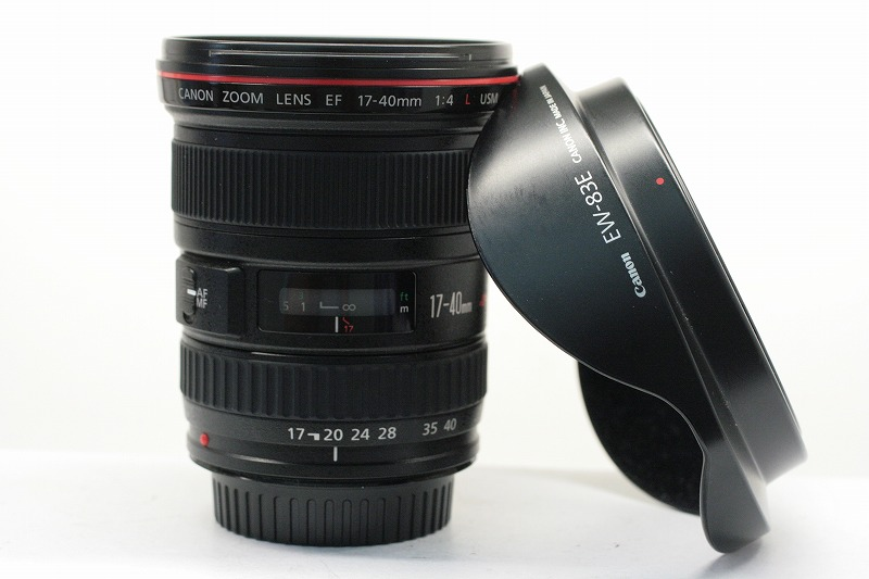 Canon 17-40/4L USM