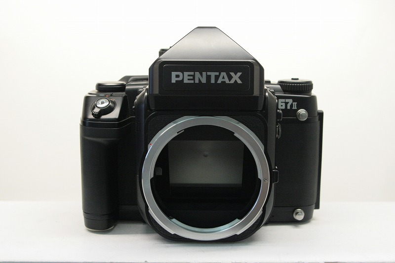 PENTAX 67Ⅱ+AE