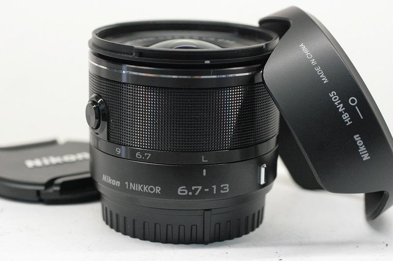 Nikon1  6.7-13/3.5-5.6 VR