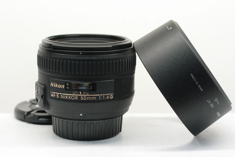Nikon AF-S 50/1.4G