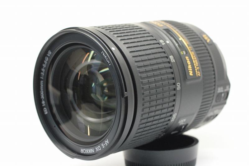 Nikon  AF-S18-300/3.5-5.6G VR