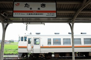 X-T10 多気駅②