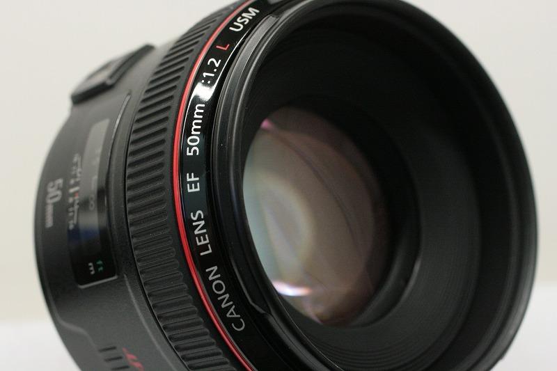 Canon EF50/1.2 L USM