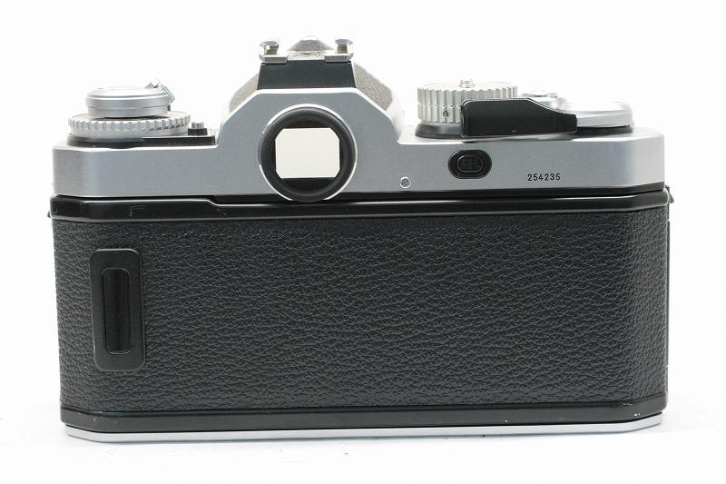 Nikon  FM3A シルバー
