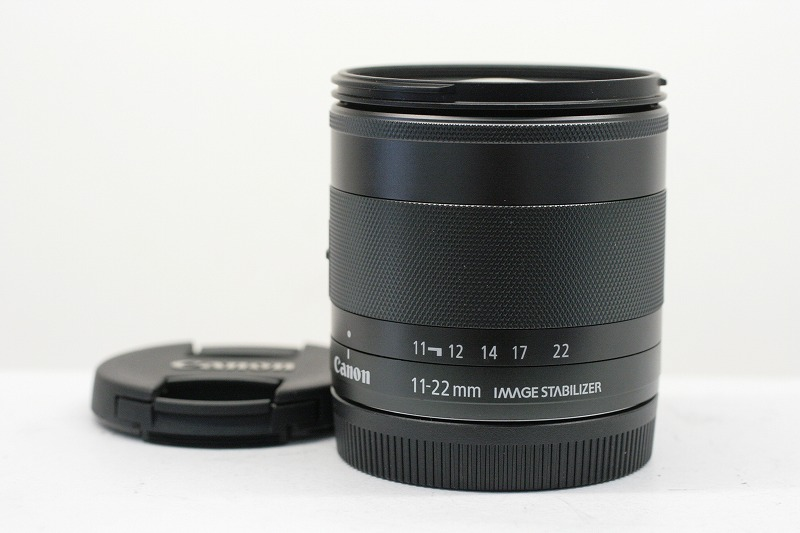 Canon EF-M 11-22/4-5.6 IS STM