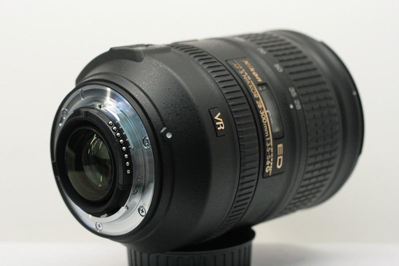 Nikon AF-SVR ED 28-300/3.5-5.6G
