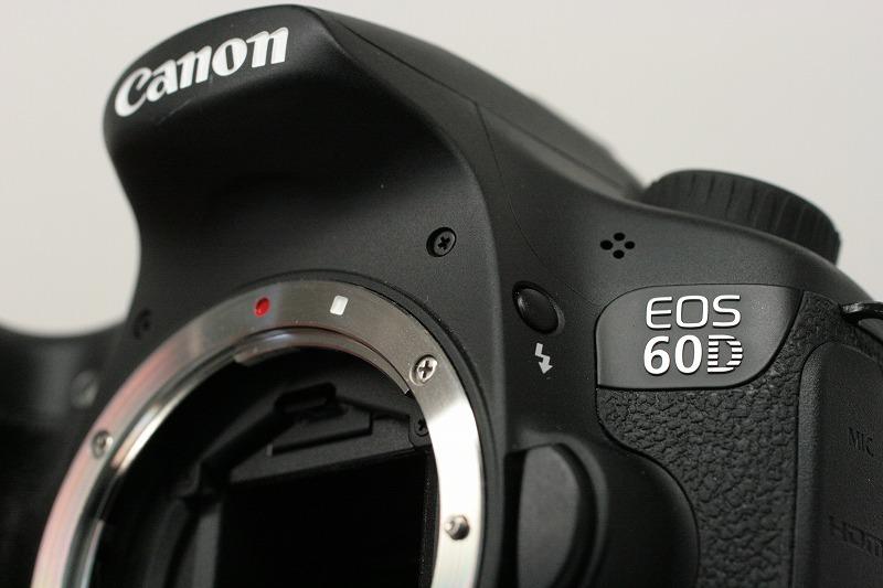 キヤノン EOS60D BODY