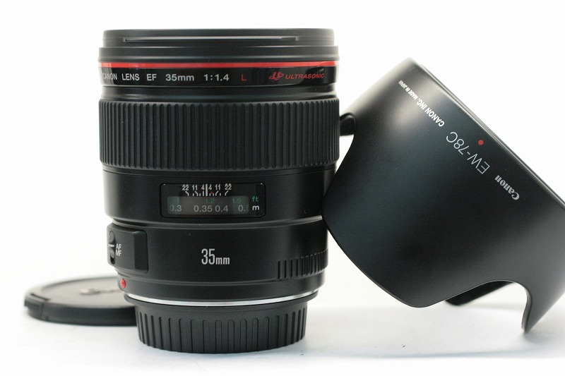 Canon EF35/1.4L USM