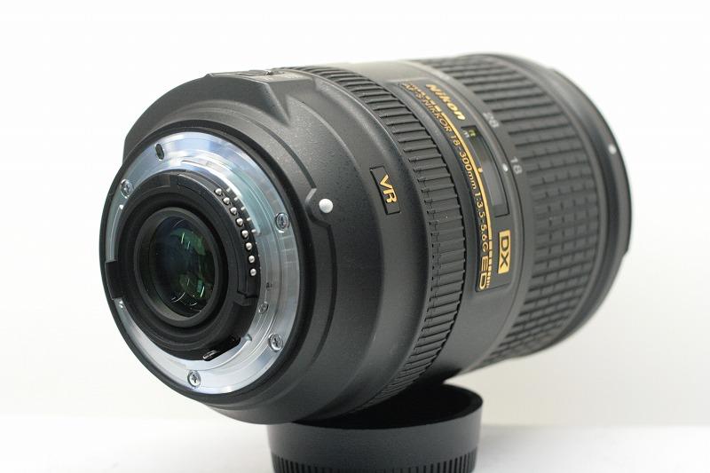 AF-S18-300/3.5-5.6G VR