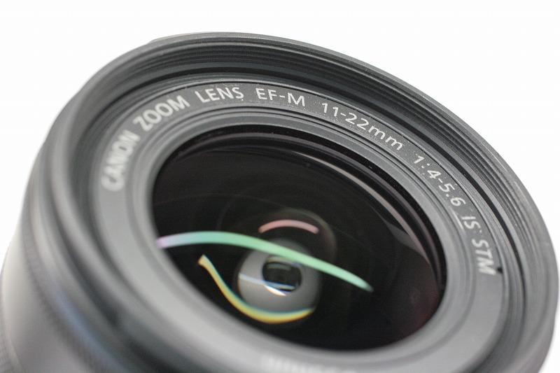 キヤノン EF-M 11-22/4-5.6 IS STM