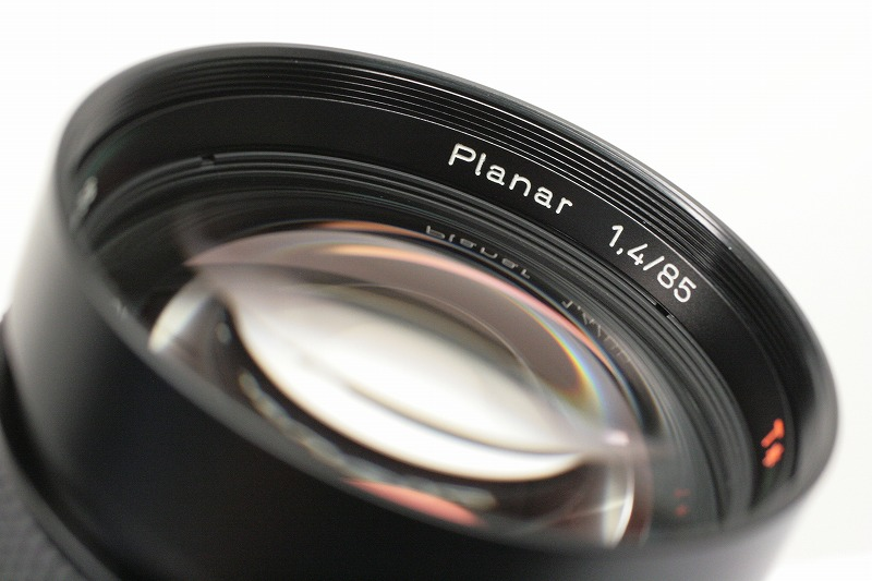CONTAX Carl Zeiss Planar 85/1.4MMG