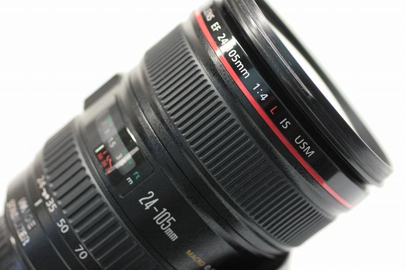 キヤノン EF24-105/4 L IS