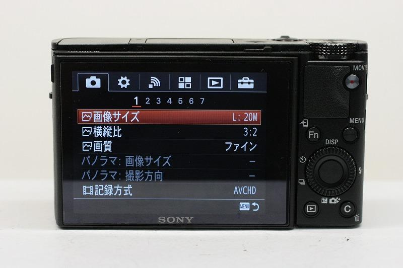 DSC-RX100Ⅲ