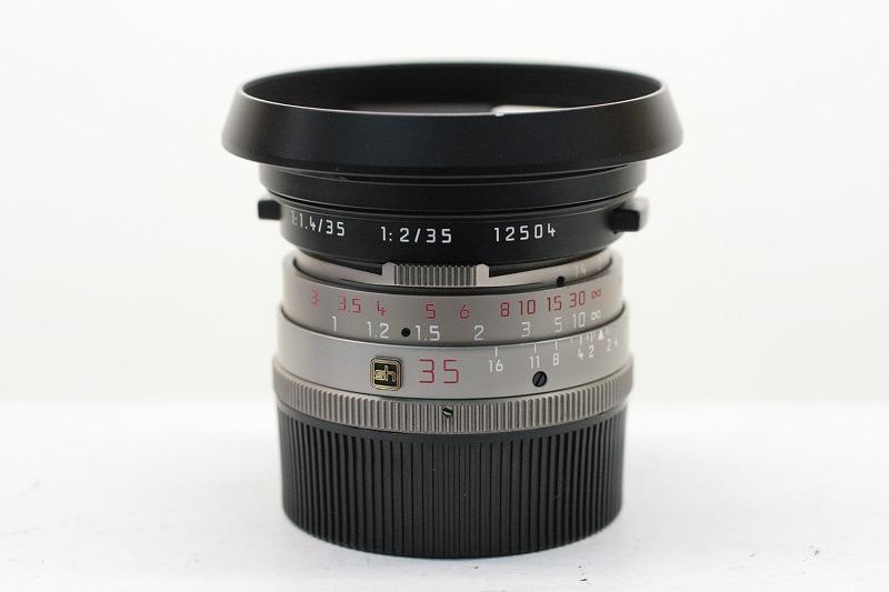 LEICA SUMMILUX-M35/1.4
