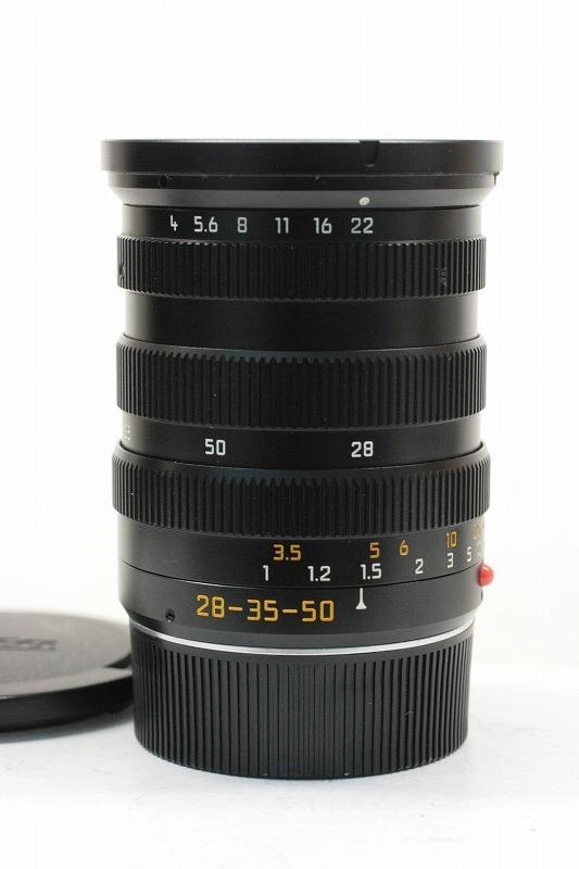 LEICA TRI-ELMAR-M 25-35-50/4 ASPH