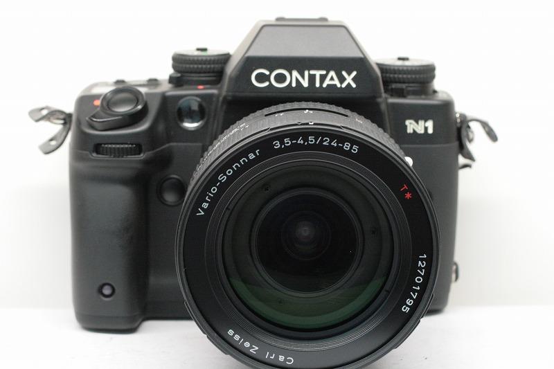 CONTAX N1+ Vario-Sonnar 24-85