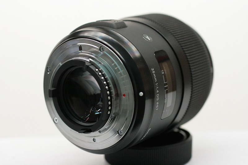 A35/1.4DG Nikon