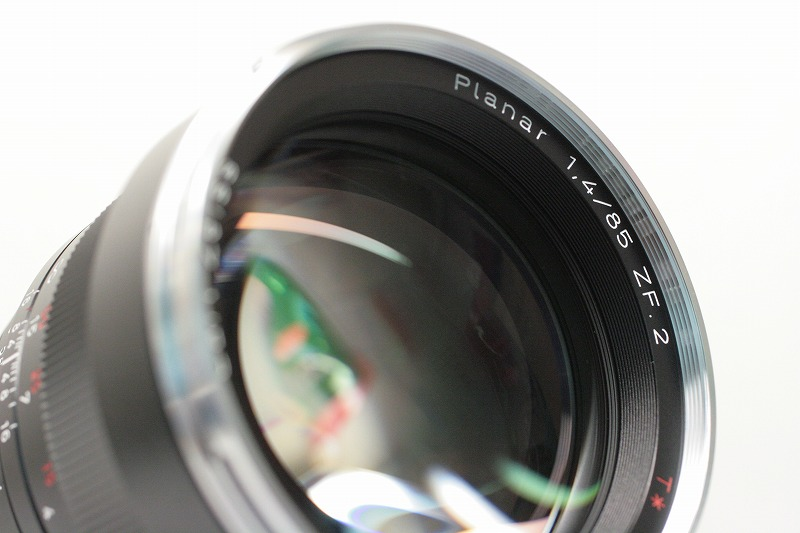 Planar 85/1.4 ZF.2 Nikon