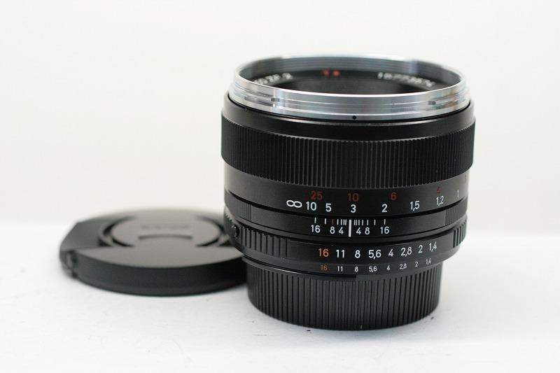 Carl Zeiss Planar 50/1,4 ZF.2 Nikon