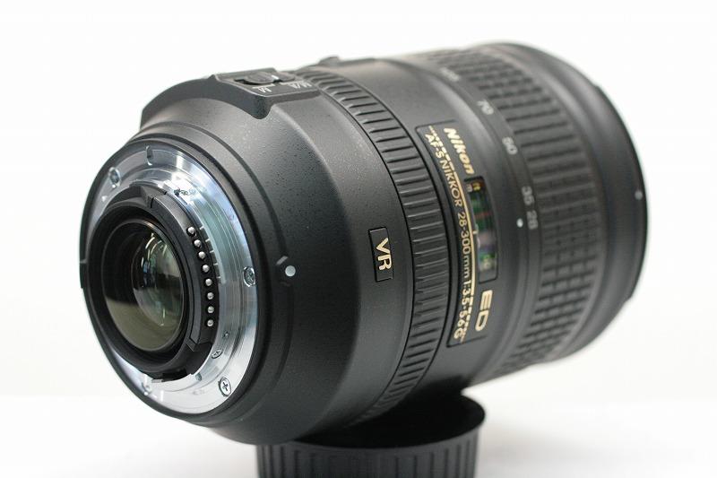 AF-S VR ED 28-300/3.5-5.6G