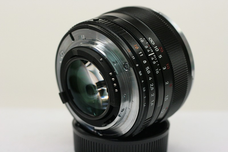 Planar 50/1,4 ZF.2 Nikon