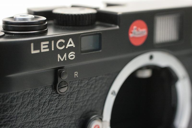 ライカ M6 BLACK