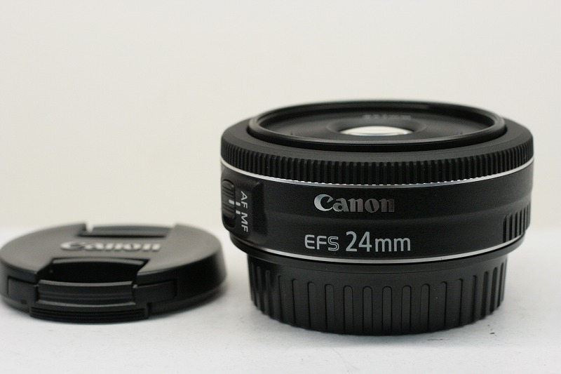 Canon EF-S24/2.8 STM