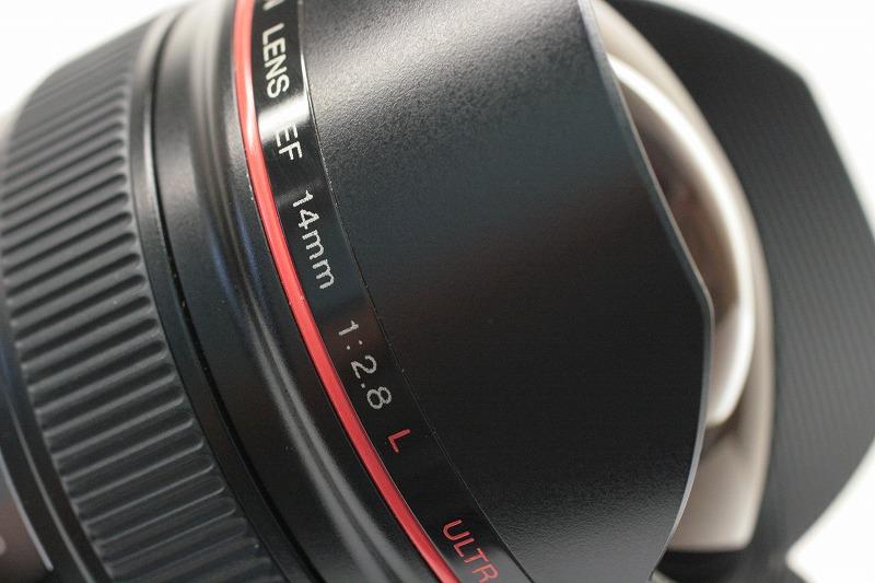 キヤノン EF14/2.8L USM