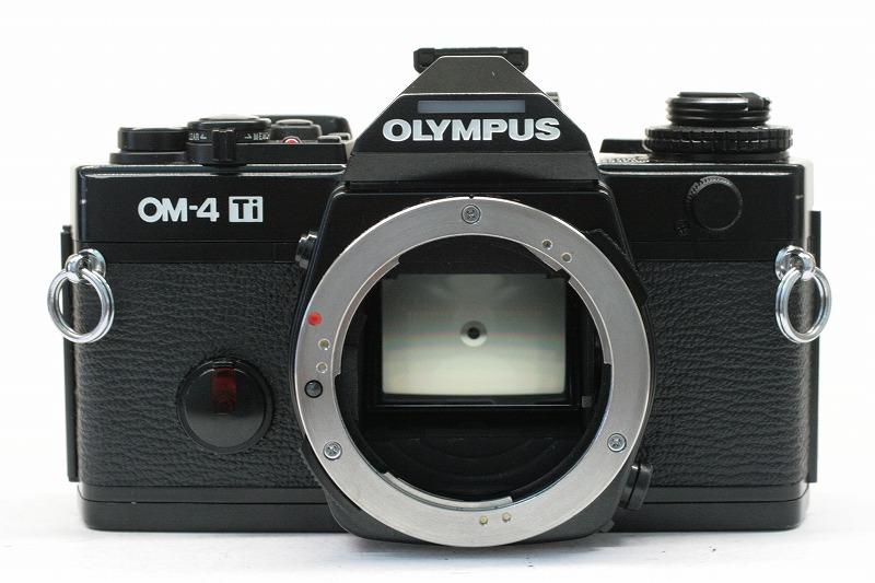 OLYPUS OM-4 Ti