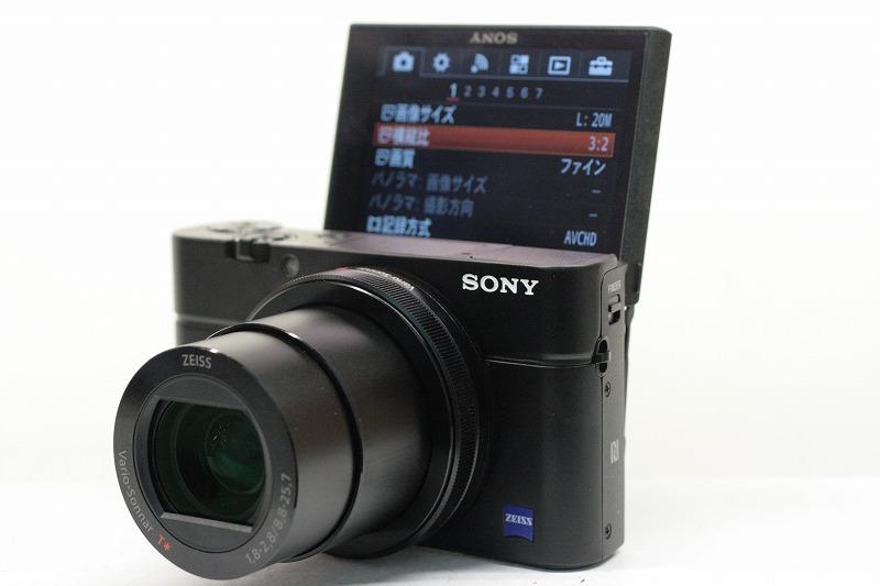 ソニー DSC-RX100Ⅲ