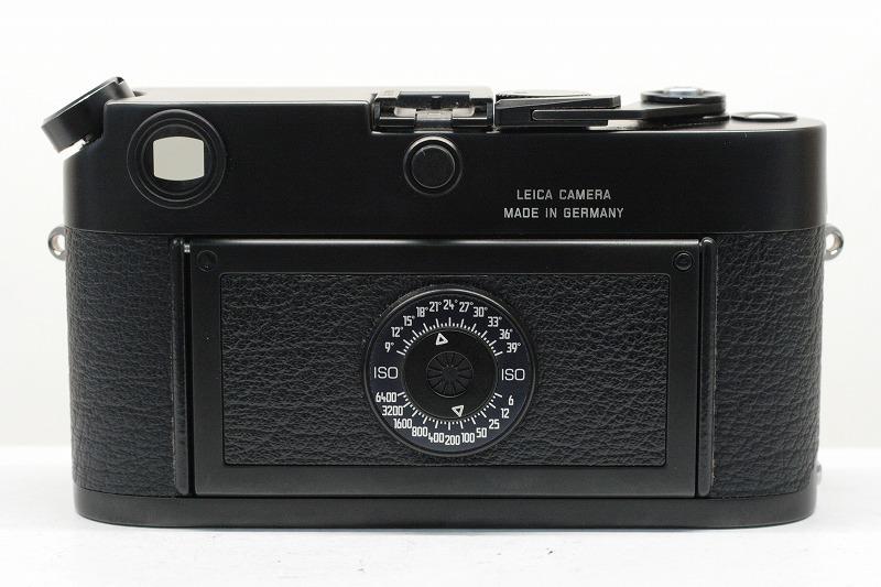 LEICA M6 BLACK