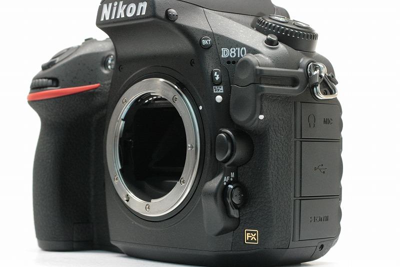 ニコン D810