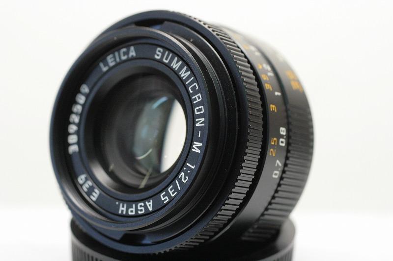LEICA SUMMICRON-M 35/2 ASPH