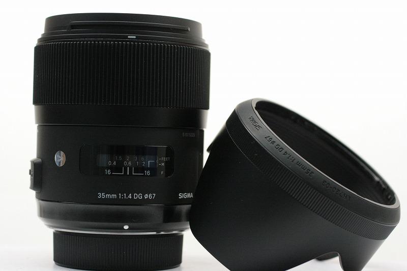 SIGMA A35/1.4DG Nikon