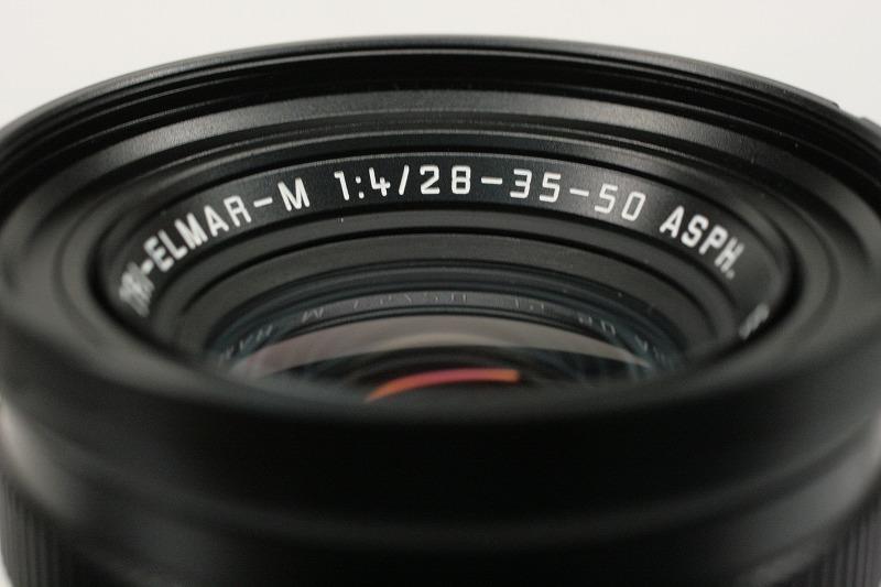 ライカ TRI-ELMAR-M 25-35-50/4 ASPH