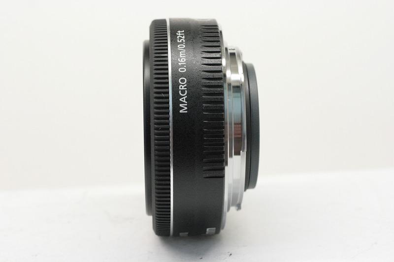 キヤノン EF-S24/2.8 STM