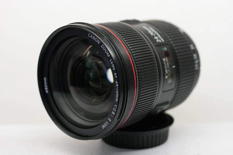 Canon  EF24-70/2.8 LⅡ USM