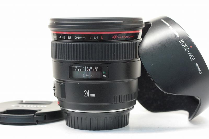 Canon EF24/1.4L USM