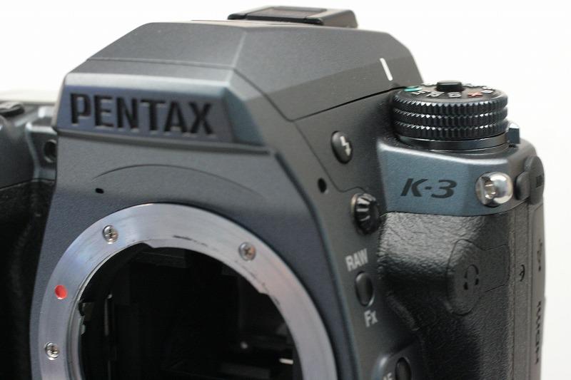 PENTAX K-3 Pretige Edition