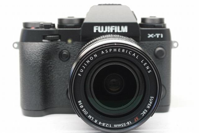 フジフィルム X-T1 XF18-55 KIT