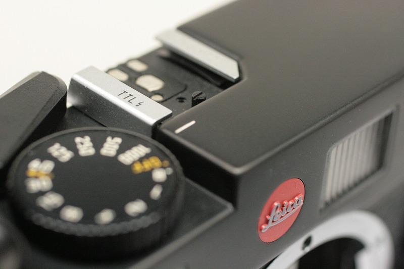 M6 TTL BLACK 0.72