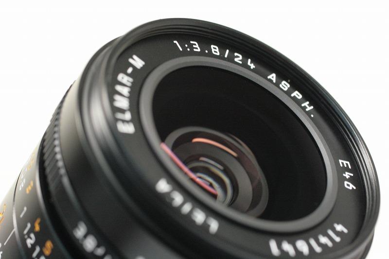 ライカ ELMAR-M 24/3.8 ASPH  6bit