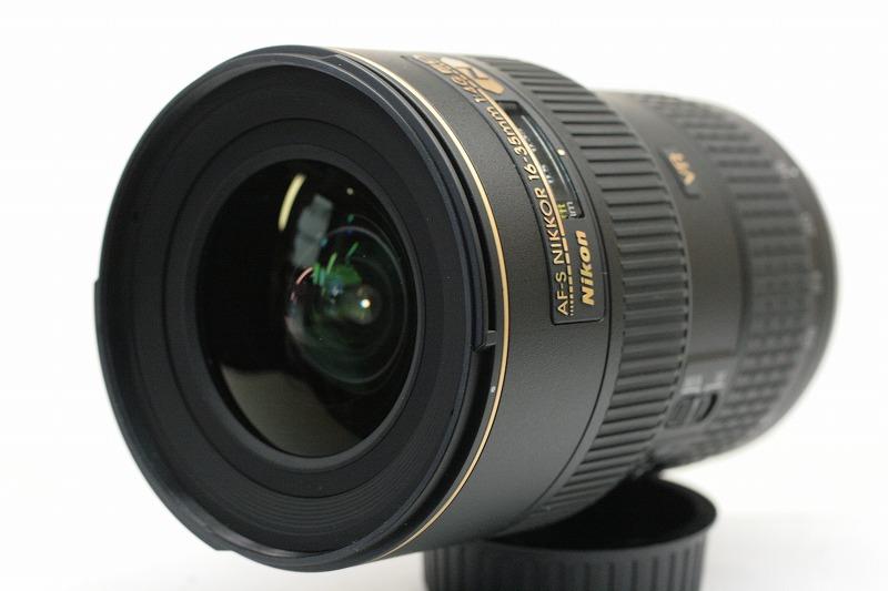 ニコン AF-S 16-35/4G ED VR