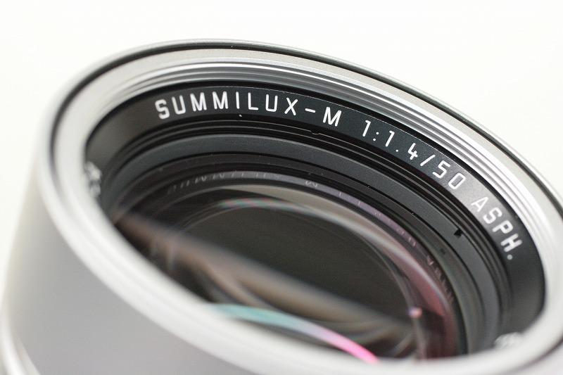 ライカ SUMMILUX-M 50/1.4 ASPH 6bit