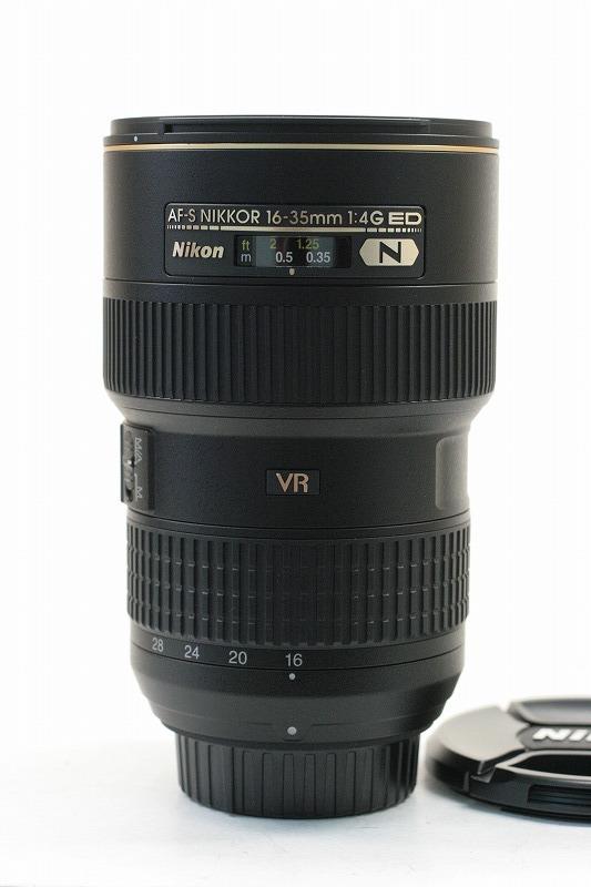 Nikon AF-S 16-35/4G ED VR